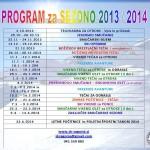 Program 2013/2014