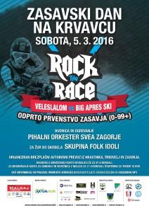 Zasavski dan na Krvavcu 2016 plakat A3